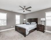 custom home bedroom design