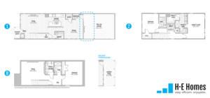 Curiosity Floorplan - HE-Homes