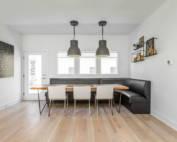 interior design of custom home