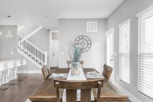 best custom home interior