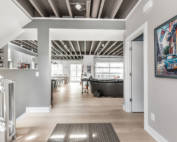 custom home in indy Interior