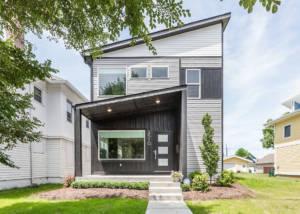 custom home by HE-Homes