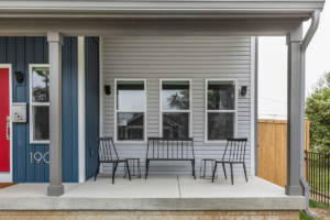 new homes exterior in NY