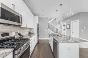 Custom home kitchen ideas