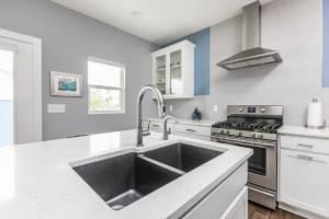 custom home kitchen Indy