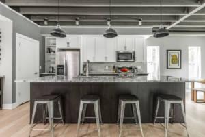 custom kitchen Indy