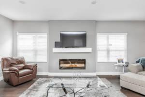 living room design indianapolis