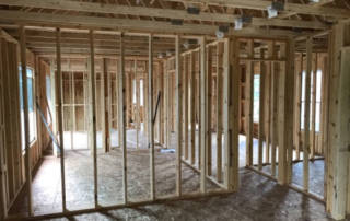 central Indiana home building