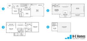 The Prominence Floorplan