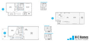 The Vision Floorplan - Custom Home Floorplan