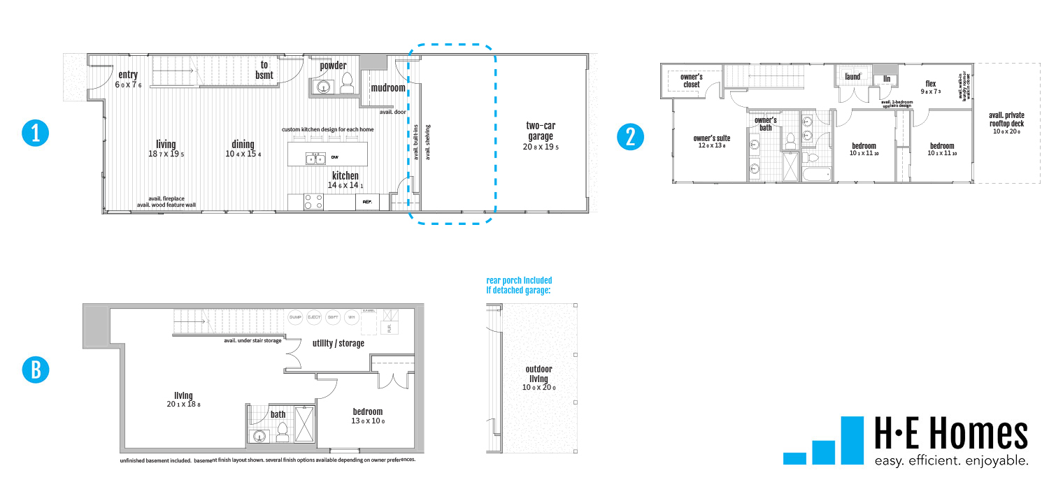 Animate Floorplan - HE-Homes
