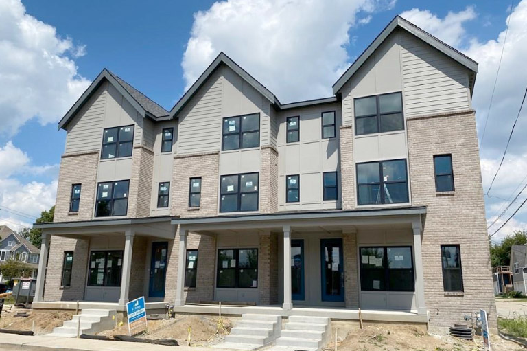 downtown indy condo